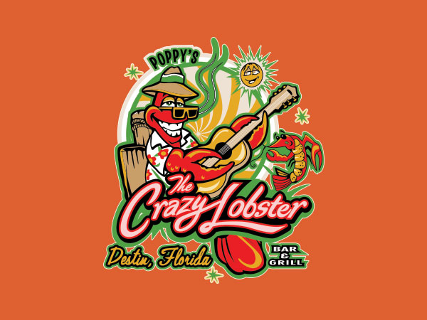 Crazy Lobster