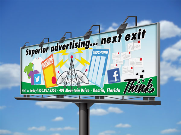 Think Billboard