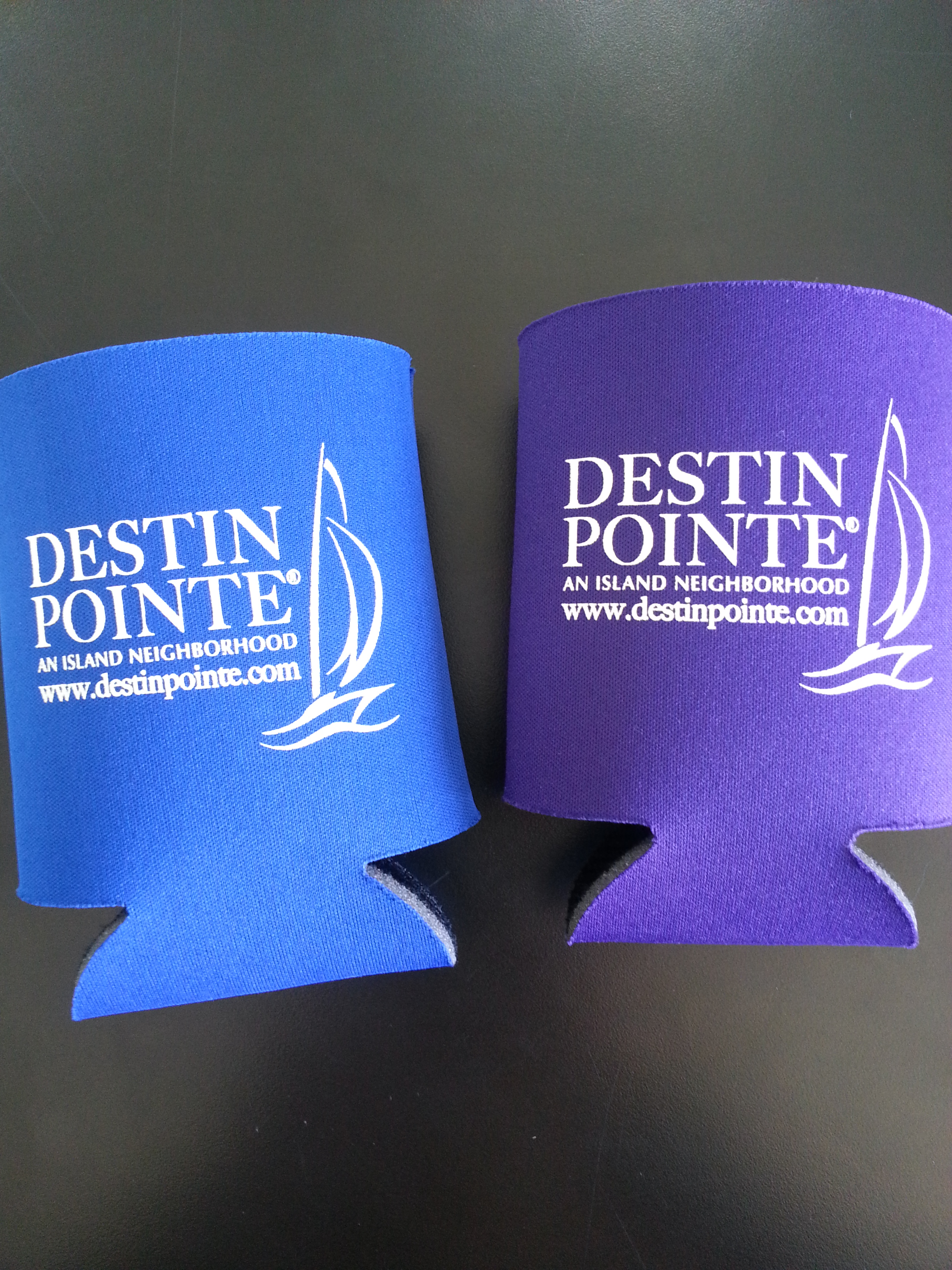 DP coozies