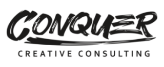 Conquer Creative Consulting…  Design | Brand Development | Print